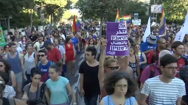 مسيرة للمثليين في القدس