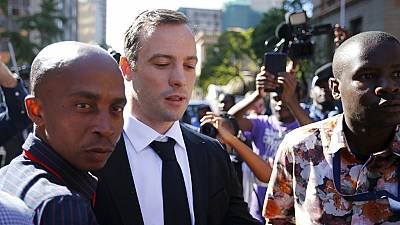 Jailed South African athlete Oscar Pistorius hospitalized