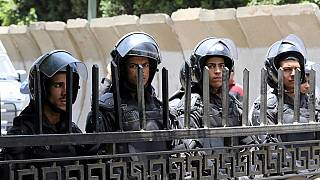 50 Egyptian policemen jailed three years for strike action