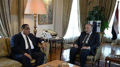Sudan, Egypt bilateral talks continue in Khartoum after tension