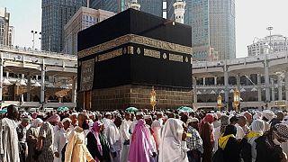 Muslim pilgrims in Africa start journey to Saudi Arabia for Hajj 2017