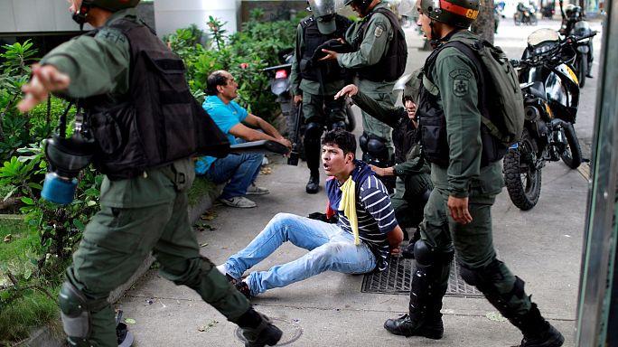 Maduro kurz vorm Ziel? Opposition und Regierung ringen um die Macht
