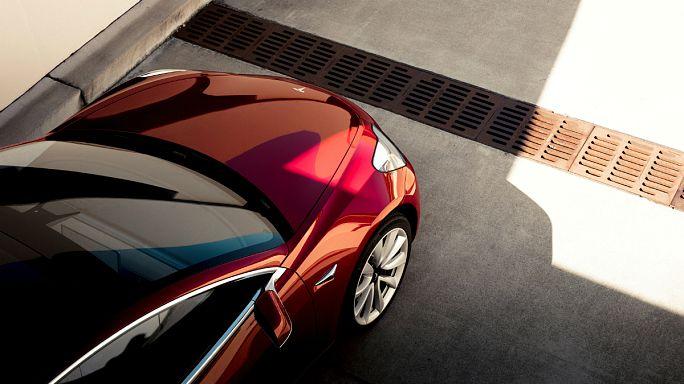 Tesla Y geliyor