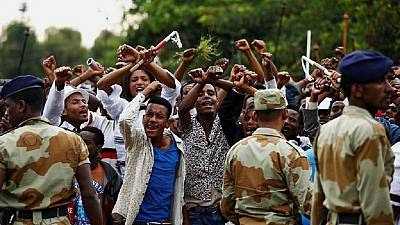 Ethiopia lifts state of emergency imposed in October 2016 to quell anti-govt protests