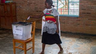 Elnökválasztás Ruandában