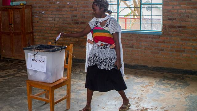 Kagame expected to win third term in Rwandan presidentials