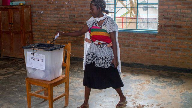 Президентские выборы в Руанде