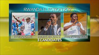 Rwanda/présidentielle : Kagame brigue un 3e mandat