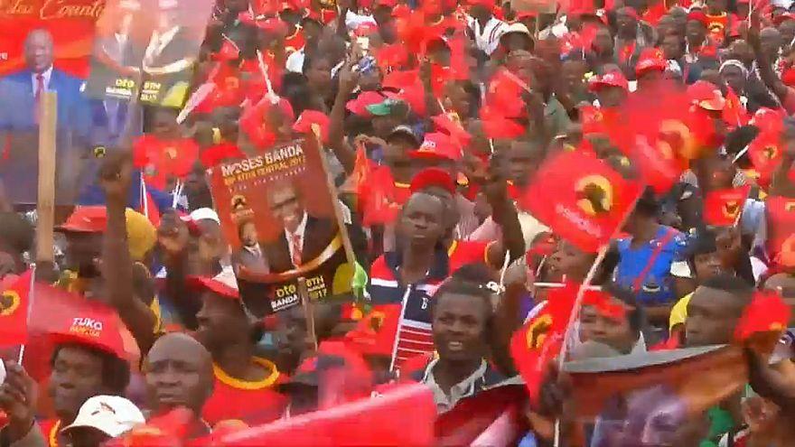 Campagne électorale sous tension au Kenya