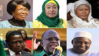 Africa's female vice-presidents: Zambia, The Gambia and Tanzania