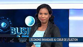 Rwanda : Élection et économie [Business Africa]