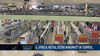 Nakumatt supermarkets in turmoil [Business Africa]