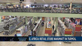 Les supermarchés Nakumatt dans la tourmente [Business Africa]