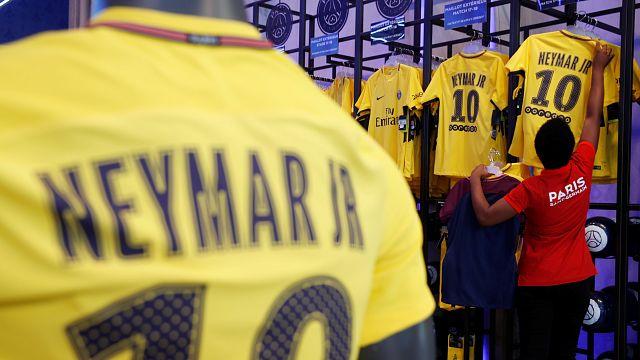 Neymar est unique, et pour cause !