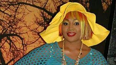 """Sénégal : la chanteuse Amy Collé Dieng interpellée pour """"offense"""" au chef de l'Etat"""
