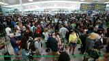 Passengers warned of travel chaos at airports this weekend