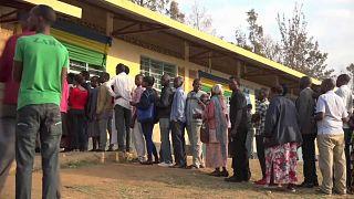 Ruanda devlet başkanını seçiyor