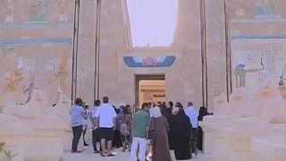 متحف سعودي في القرية الفرعونية يثير سخط المصريين