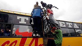 Élections au Kenya : par crainte de violences, des Kényans fuient la capitale