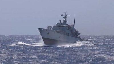 La présence militaire italienne dans les eaux libyennes fait débat