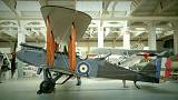 This historic WW1 plane is being lovingly restored