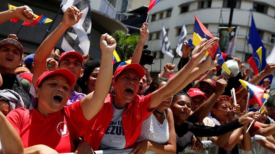 Inaugurada la Asamblea Constituyente en Venezuela