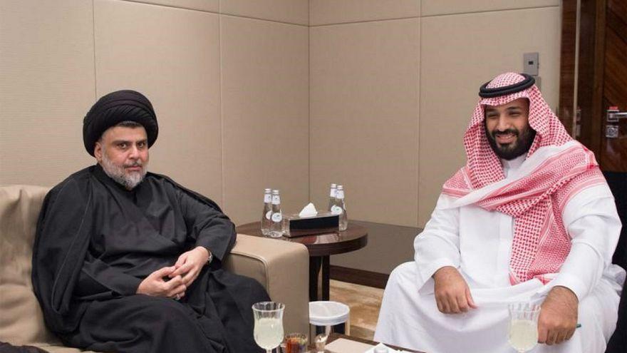بعد زيارته إلى السعودية الصدر يدعو لدمج الحشد الشعبي بالقوات الحكومية