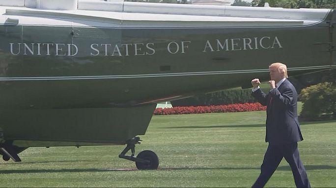 США начали процедуру выхода из Парижского соглашения