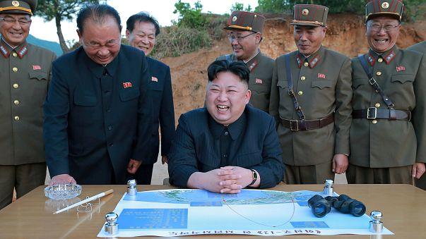 الولايات المتحدة بصدد حرمان كوريا الشمالية من ثلث عائدات صادراتها