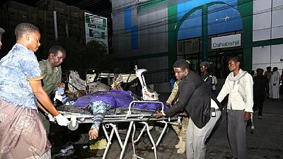 Car bomb kills at least one in centre of Somali capital