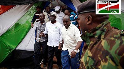 Kenya : l'opposition accuse la police d'avoir mené un raid contre un de ses bureaux