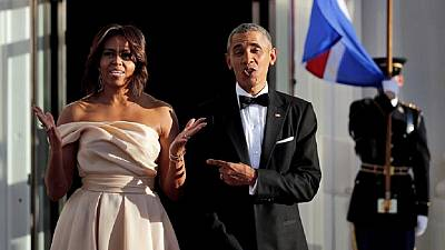 Mrs Obama's birthday message to 'phenomenal guy' Barack