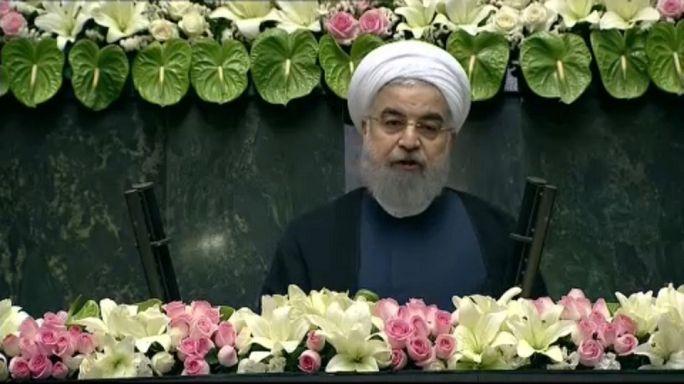 حسن روحاني يحذر أميركا من أي انتهاك للاتفاق النووي