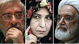 بیش از یکصد فعال مدنی و سیاسی خواهان رفع حصر شدند