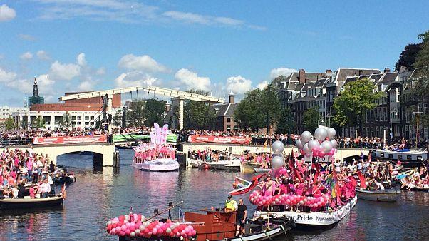 Amsterdam Pride: In 11 Tweets