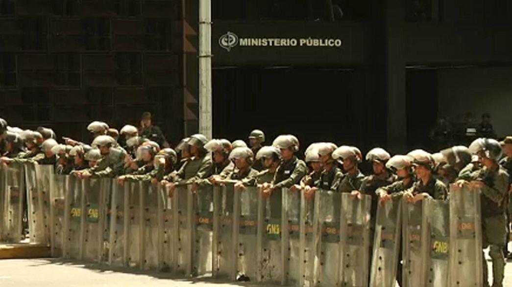 Venezuela: Başsavcı görevinden alındı