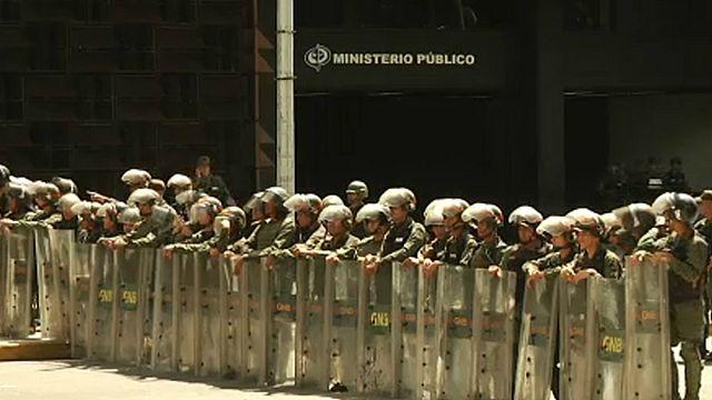 Venezuelan chief prosecutor ousted