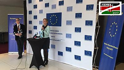 Kenya polls should not be a matter of life and death: EU mission chief