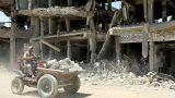 """Mosul, la ricostruzione """"autofinanziata"""""""