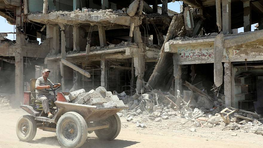 Cidade de Mossul ensaia um regresso à normalidade