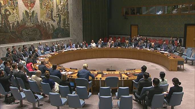 Neue Sanktionen: Vereinte Nationen strafen Nordkorea