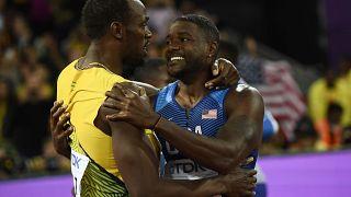 Usain Bolt csak harmadik lett 100 méteren