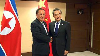China pide inteligencia a Corea del Norte