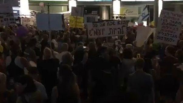 Proteste für schnelleren Prozess gegen Netanjahu