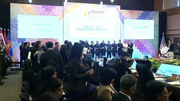 Tillerson- Lavrov-találkozó Manilában