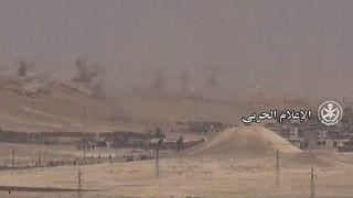ارتش سوریه آخرین شهر مهم حمص را از داعش پس گرفت