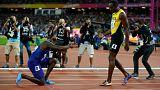La déception des fans d'Usain Bolt