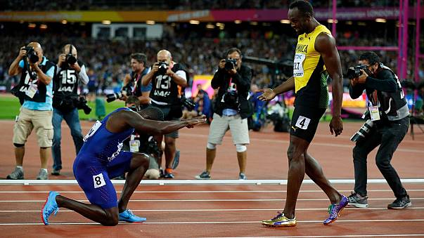Usain Bolt: 'It's time to go'