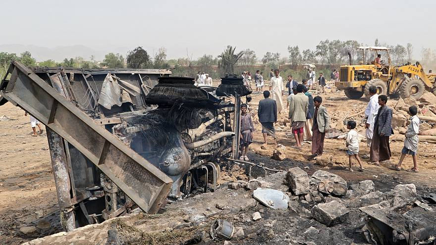 الأمم المتحدة: الغارات الأخيرة على صعدة استخفاف بحياة المدنيين