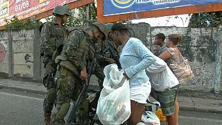 Brasile: vasta operazione dell'esercito contro le bande criminali a Rio